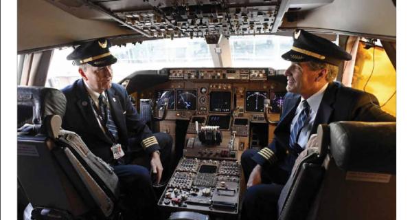 Worldwide Pilot Shortage?